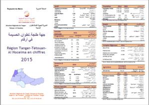 Dépliant de la région Tanger Tétouan Al Hoceima en chiffres