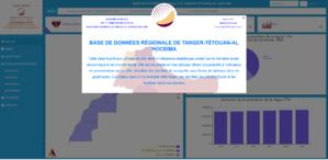 Mise en ligne de la base de données statistiques de Tanger-BDS Tanger