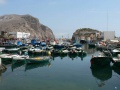Le port d'Al Hoceima