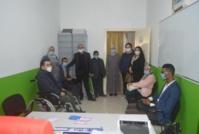 مشاركة المديرية الجهوية الدارالبيضاء -سطات في الاجراءات المتعلقة بالمباراة الموحدة  الخاصة بتوظيف الأشخاص في وضعية اعاقة 2021