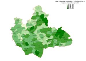 Indice de Pauvreté RGPH 2004