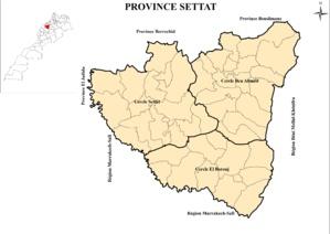 A propos de la Province