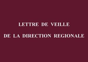 Lettres de veille 2018 <br>