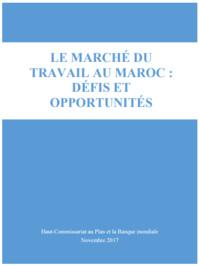 Le marché du travail au Maroc : Défis et opportunités