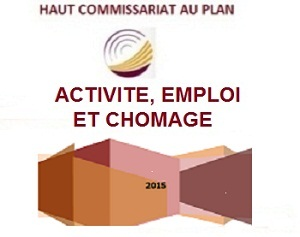 Actvité, emploi et chômage: premiers résultats 2015