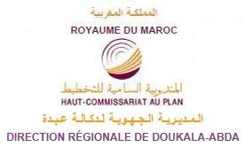 Enquêtes statisiques réalisées à la Direction Régionale de Doukala-Abda Année 2012