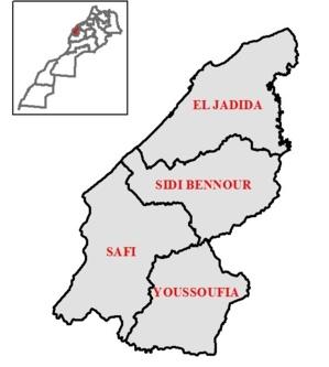 Découvrir la région Doukala-Abda