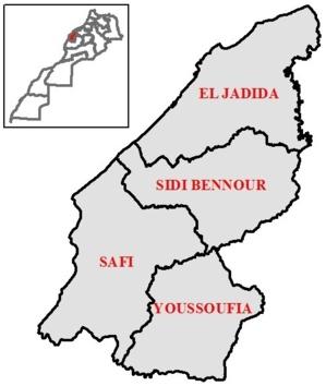 Région de Doukkala-Abda