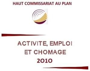 Activité, emploi et chômage 2010