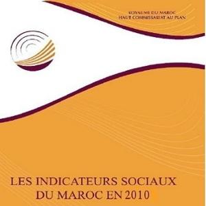 Les indicateurs sociaux du Maroc en 2010