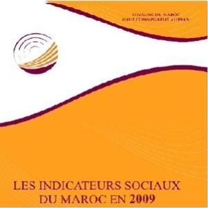 Les indicateurs sociaux du Maroc en 2009