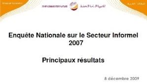 Enquête Nationale sur le Secteur Informel 2006-2007