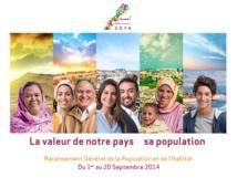 Population légale des régions, provinces, préfectures, municipalités, arrondissements et communes du royaume d'après les résultats du RGPH 2014 (12 régions)