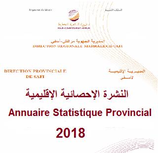 Publications de la Direction Provinciale de Safi