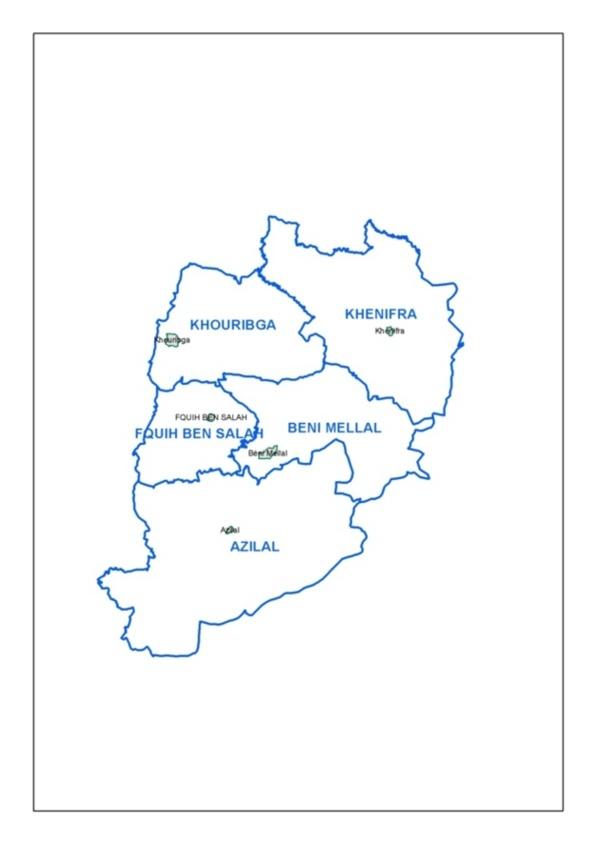 Présentation de la région