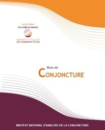 Note de conjoncture N° 38, Avril 2021