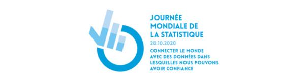 LE MAROC CÉLÈBRE LA JOURNÉE MONDIALE DE LA STATISTIQUE LE 20 OCTOBRE 2020