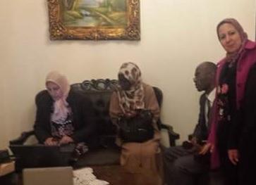 Visite d'étude d'une délégation de l'Agence Nationale de la Statistique et de la Démographie du Sénégal à la Direction Régionale du Plan de Rabat-Salé-Kénitra.