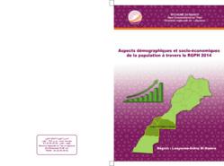 Aspects démographiques et socio-économiques de la population à travers le RGPH 2014