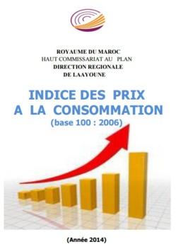 INDICE DES PRIX A LA CONSOMMATION 2014