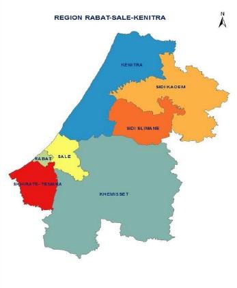 Présentation de la région de Rabat-Salé-Kénitra