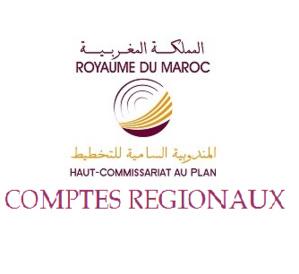Les Comptes régionaux de l'année 2014