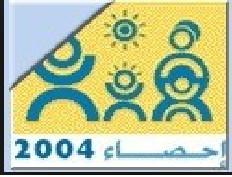 Résultats du Recensement Général de la Population et de l'Habitat 2004