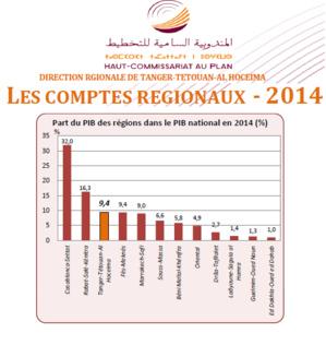 Note d'information sur Les comptes régionaux 2014 de la région TTA