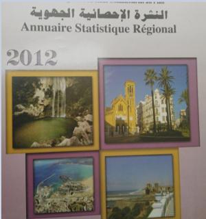 Annuaire Statistique Région Tanger_Tétouan 2012