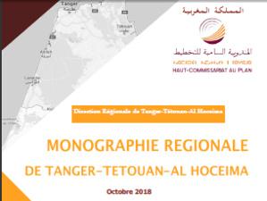 Monographie de la région de Tanger - Tétouan - Al Hoceima 2018