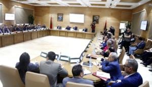 اجتماع اللجنة الإقليمية للتنمية البشرية لعمالة طنجة أصيلة