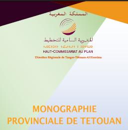 Monographie provinciale de Tétouan 2019