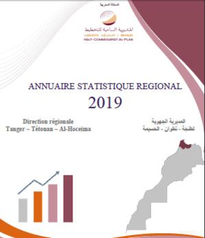 Annuaire statistique régional 2019