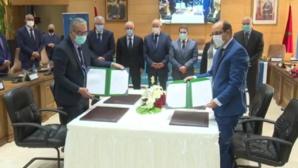 اتفاقية شراكة بين المديرية الجهوية للتخطيط بطنجة و الأكاديمية الجهوية للتربية والتكوين