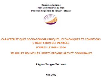 Recueil communal d'après RGPH 2004