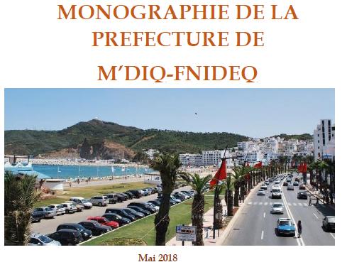 Monographie préfectorale de Mdiq Fnideq 2018